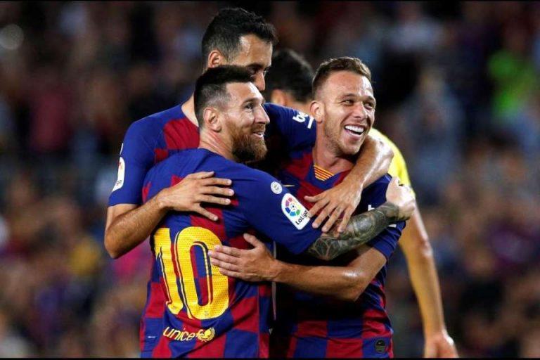 Sebelum Berlabuh ke Juventus, Arthur Melo Ingin Persembahkan Trofi Tuk Barcelona