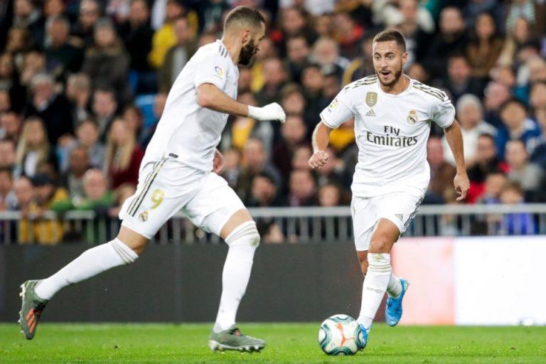 Real Madrid Tumbang, Eden Hazard Pantas Disalahkan?