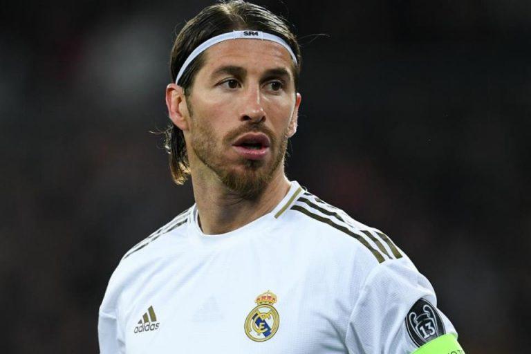Negoisasi Kontrak Ramos Buntu, Madrid Buru-Buru Bidik Pemain Ini
