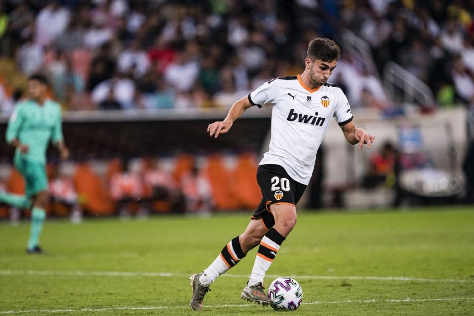 Setelah Arthur Melo, Juventus Kembali Bidik Bomber Valencia