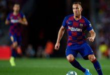 Setien Belum Diberi Tahu Soal Transfer Arthur Melo Ke Juventus