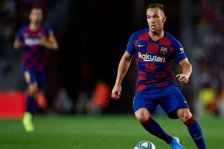 Babak Baru Konflik Arthur Melo dan Barcelona