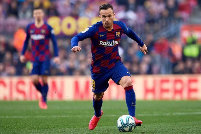 Sudah Tak Dibutuhkan, Arthur Melo Disarankan Angkat Kaki dari Barcelona