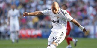 Suka Mabuk-Mabukan, Sneijder Saya Pantas Dilepas Madrid