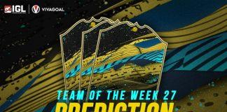 Pemain Bundesliga dan LaLiga Mendominasi Prediksi Team of the Week 27
