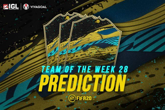Jajaran Prediksi Team of the Week Pekan ke-28