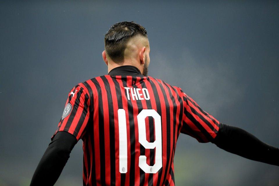 Theo Hernandez Berharap Milan Bisa Akhiri Musim Sebaik Mungkin