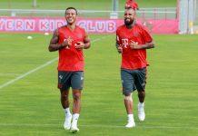 Thiago Alcantara Bayern Munchen