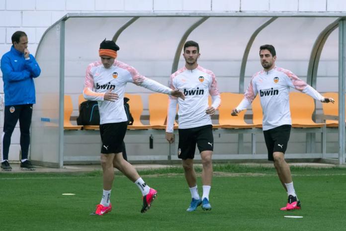 Valencia Skuad 2020