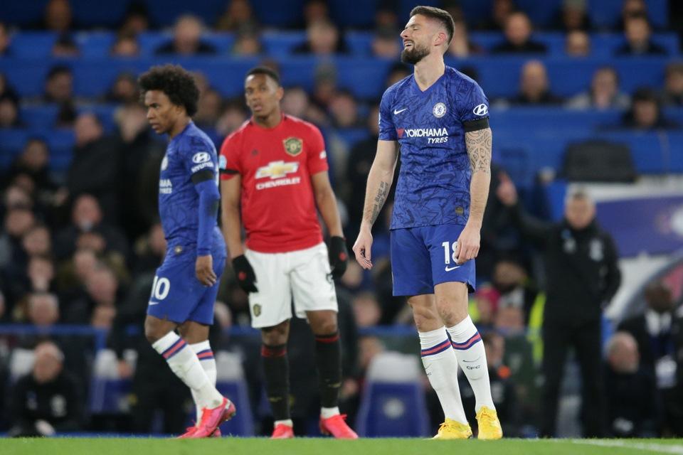 Calon Pemain Gratisan Chelsea Tengah Diburu Raksasa Premier League