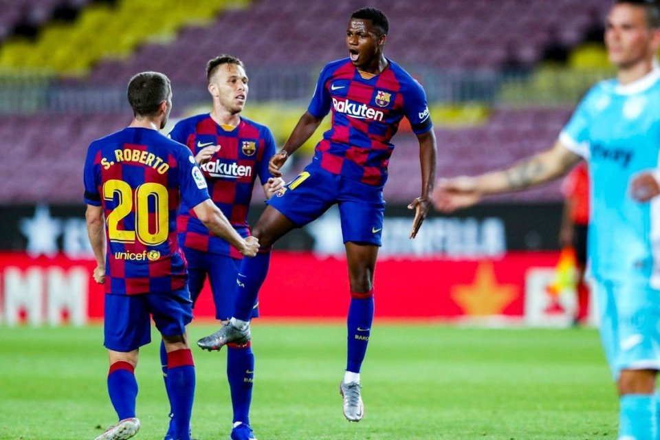 Wonderkid Barcelona Jadi Pusat Perhatian Klub-Klub Elite Eropa