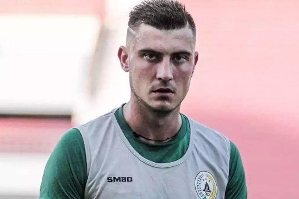 Yevhen Bokhashvili PSS