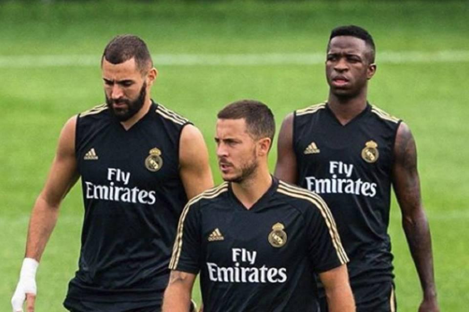 Karena Benzema, Vinicius Kini Tak Lagi Banyak Buang Peluang Depan Gawang