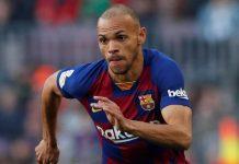 Braithwaite Sebut Barcelona Tak Butuh Juru 'Gedor' Baru, Kenapa?