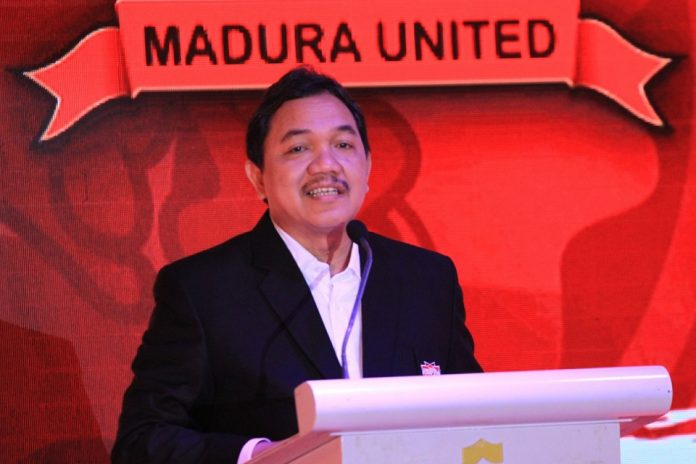 Achsanul Qosasi Madura United