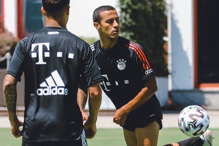 Fabrizio Romano Bocorkan Perkembangan Transfer Thiago Alcantara ke Liverpool