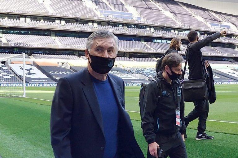 Ancelotti Yakin Anak Emasnya Ogah Gabung ke Everton