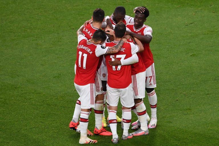 Menang Karena Hadiah, Pelatih Arsenal: Begitulah Kami Bermain