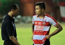 Asep Berlian Madura United