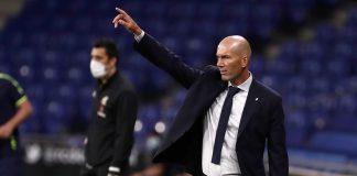Atmosfer Juara Kian Terasa, Zidane Sisa Laga Madrid Di LaLiga Seperti Final