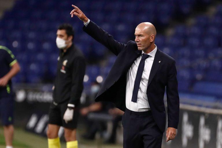 Atmosfer Juara Kian Terasa, Zidane: Sisa Laga Madrid Di LaLiga Seperti Final