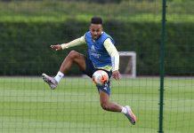 Aubameyang: Jangan Bandingkan Arsenal dengan Spurs