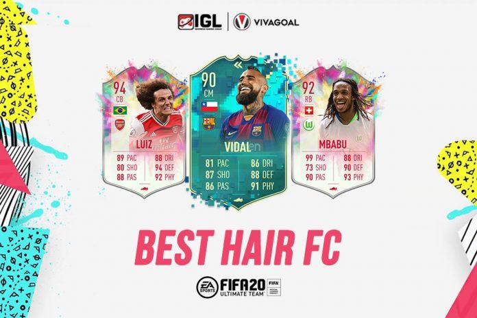 11 Pemain dengan Rambut Eksentrik di FIFA 20, Siapa Saja?