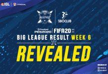 Drama Berbalas Kemenangan Terjadi di Minggu Keenam eFootball PES