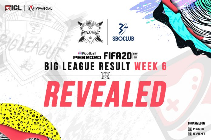 Berbagai Player Memetik Kemenangan di Minggu Keenam FUT Cup IGL