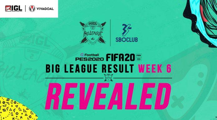 Hasil Ketat Warnai Minggu Keenam FIFA 20 Kick Off IGL