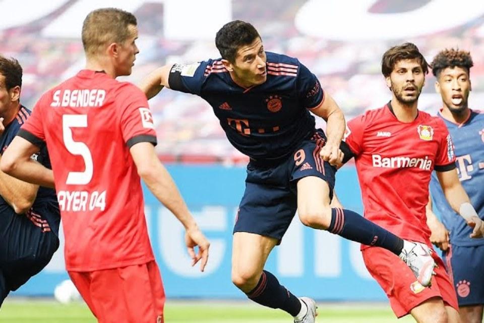 Bayer Vs Leverkusen