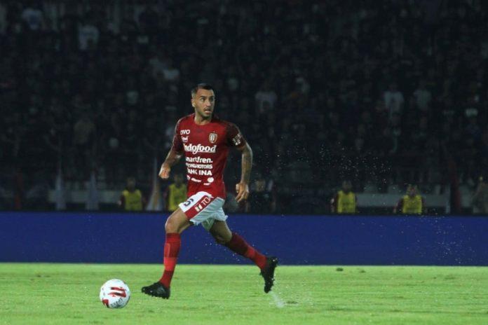 Brwa Nouri Kirim Kode Terima Renegosiasi Kontrak Bali United
