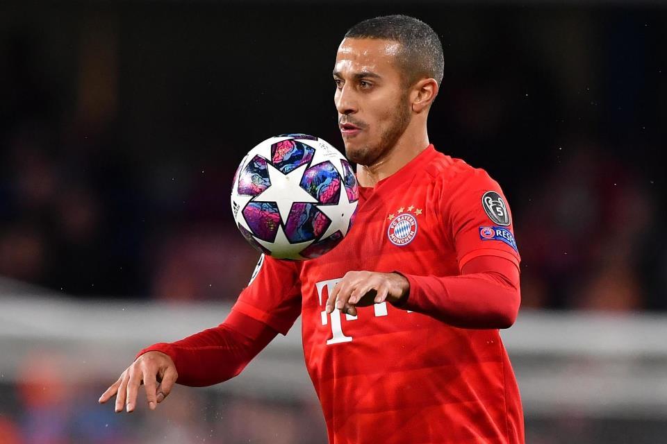 CEO Bayern ke Liverpool, Tidak Ada Harga Diskon tuk Thiago!
