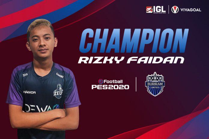 Dulang Prestasi Gemilang di Liga Thailand, Pro Player PES Indonesia Tetap Kurang Puas