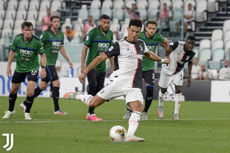 Catatan Penalti Ronaldo Musim Ini Sempurna