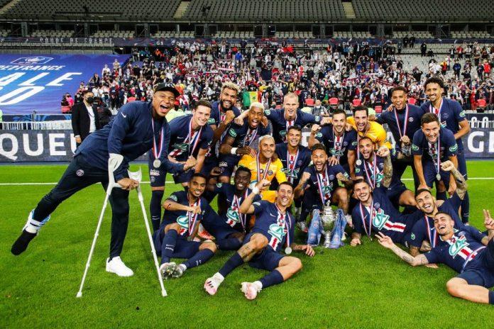 Cedera Mbappe Rusak Kemenangan PSG Di Final Coupe de France