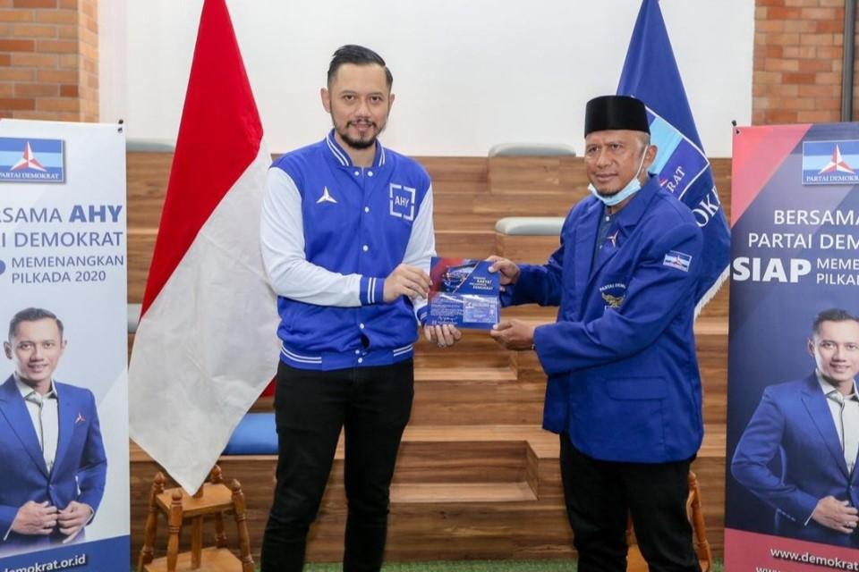 Coach RD Pastikan Tak Ikut Pilkada Kabupaten Lampung Tengah
