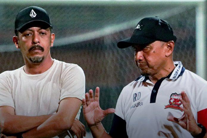 Coach Rahmad Darmawan