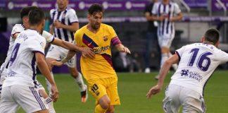Cukup Dengan Satu Assist, Messi Catat Rekor Baru Di LaLiga Spanyol