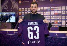 Cutrone Perkenalan Fiorentina