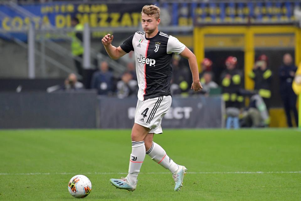Sudah Mulai Berlatih, De Ligt Segera Kembali Perkuat Juventus