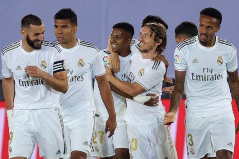 Tak Ada Fans, Casemiro Pede Gulingkan Man City