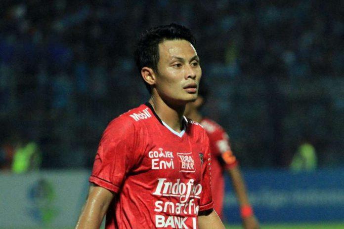 Diaz Angga Antusias Sambut Latihan Perdana Bali United