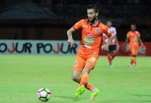 Diego Michels Geber Latihan, Sambut Kompetisi Liga 1 Kembali Bergulir