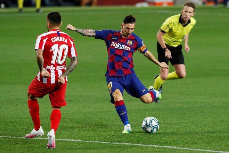 Diimbangi Atletico 2-2 Di Camp Nou, Barcelona Gagal Salip Madrid