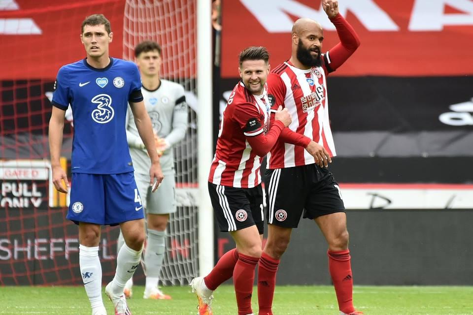 Dilumat Sheffield United Tiga Gol Tanpa Balas, Chelsea Diambang Rekor Buruk Liga Inggris