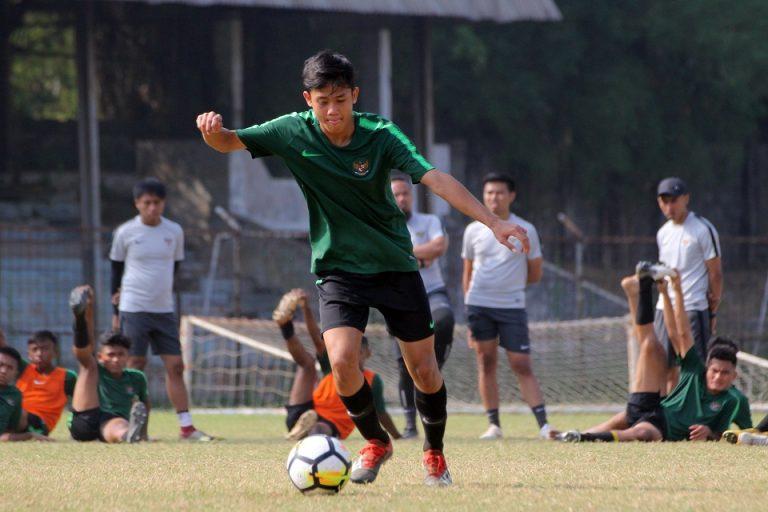 Wonderkid Persib Bandung Pede Jalani TC Timnas Indonesia U-16