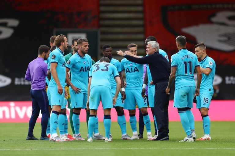 Ditahan Imbang, Mourinho Akui Pertahanan Bournemouth Sangat Solid