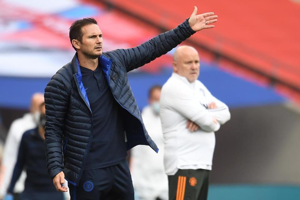 Dituding Bermain Kotor, Lampard; Itu Taktik Tuk Kalahkan Lawan