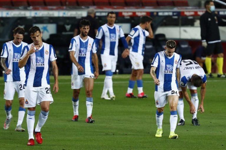 Deretan Fakta Yang Membuat Espanyol Degradasi Musim Ini